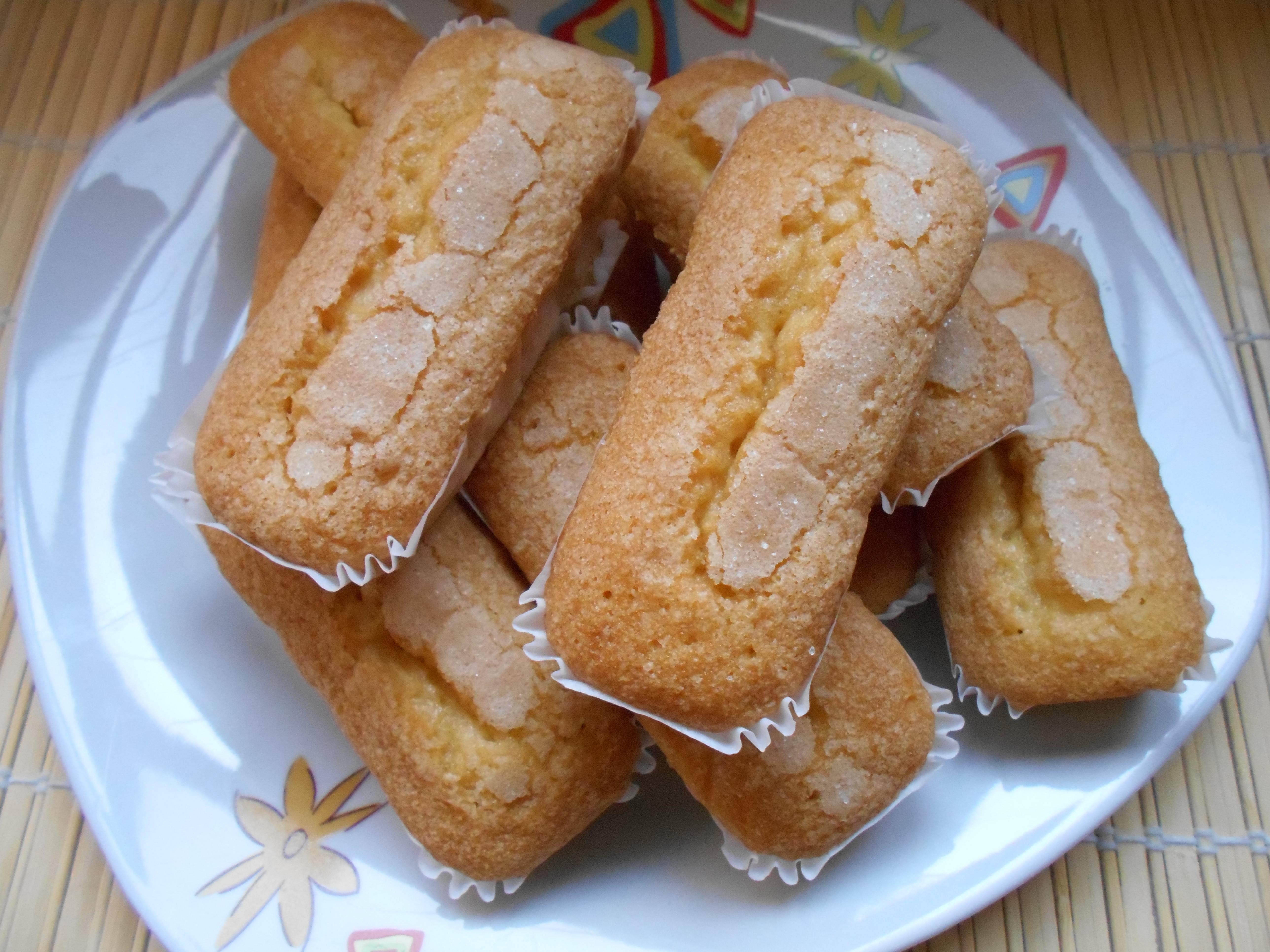 Receta de magdalenas valencianas tradicionales con su for Cocina valenciana