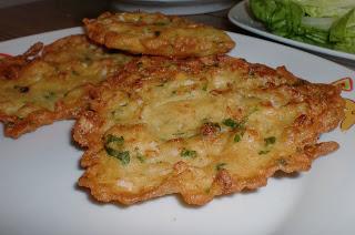 Resultado de imagen de tortillitas de camarones mayte