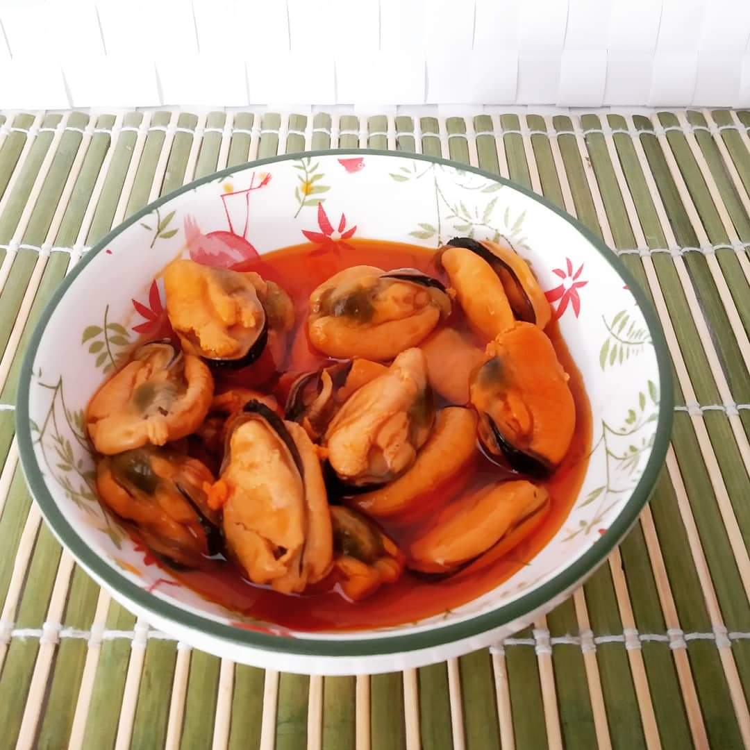 234° receta: MEJILLONES EN ESCABECHE CASEROS - MAYTE EN LA COCINA